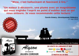Chronique Carole Emery