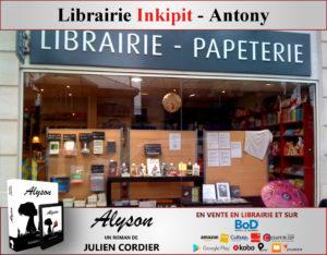 Librairie Inkipit