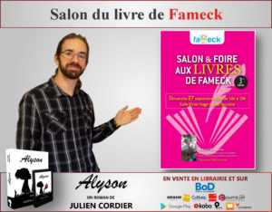 200803 Salon du livre Fameck