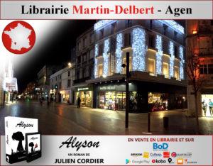 200805 Librairie Martin-Debert - Agen