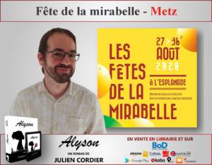 Fête de la mirabelle Metz 2020