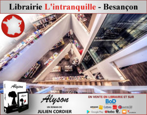 Librairie l'Intranquille à Besançon