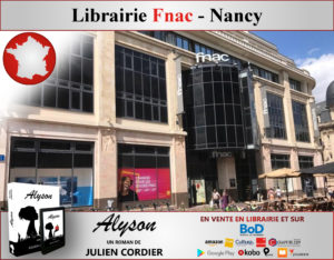 Fnac de Nancy