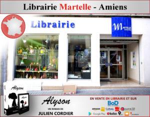 Librairie Martelle